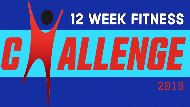 $500 up for grabs | 12 Week Fitness Challenge