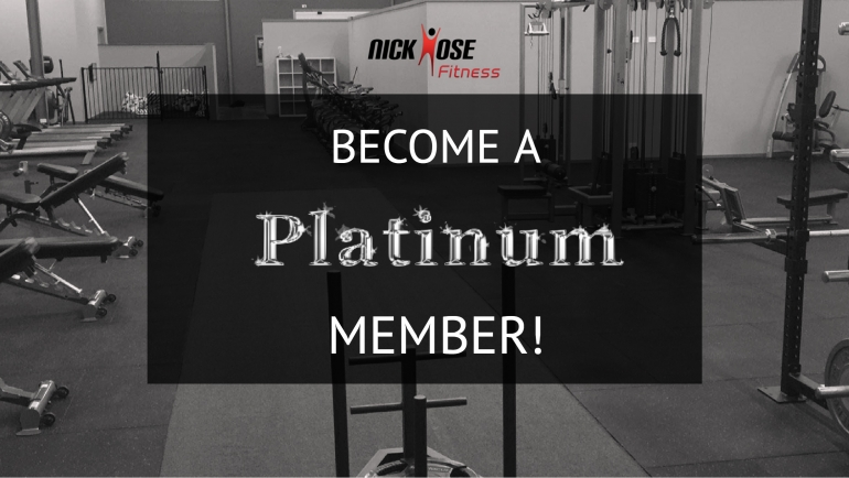 Platinum Memberships