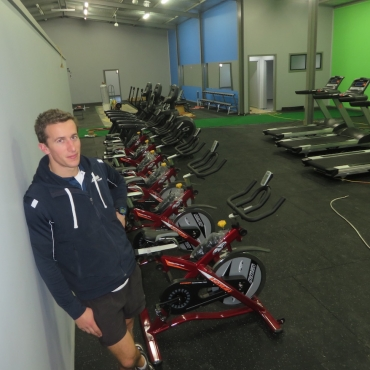 New gym open for business from June 4