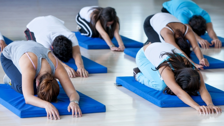 New Classes: Spin, Pilates & Boot Camp