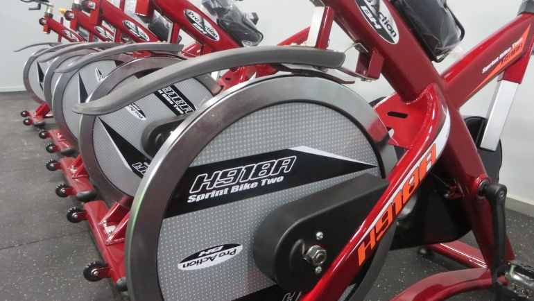 Spin Class returns to Term 2 timetable