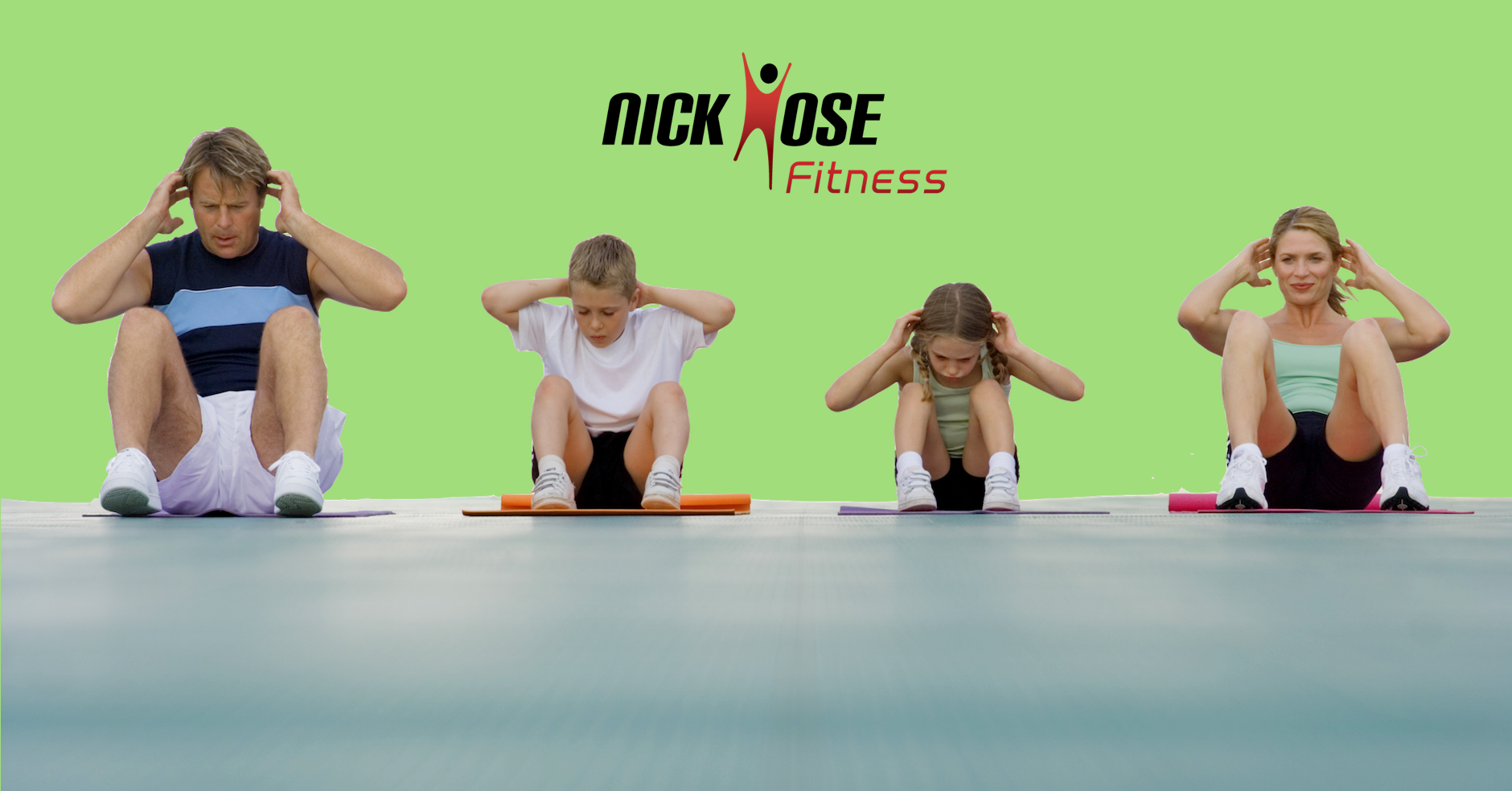 Nick Hose Fitness Family PT