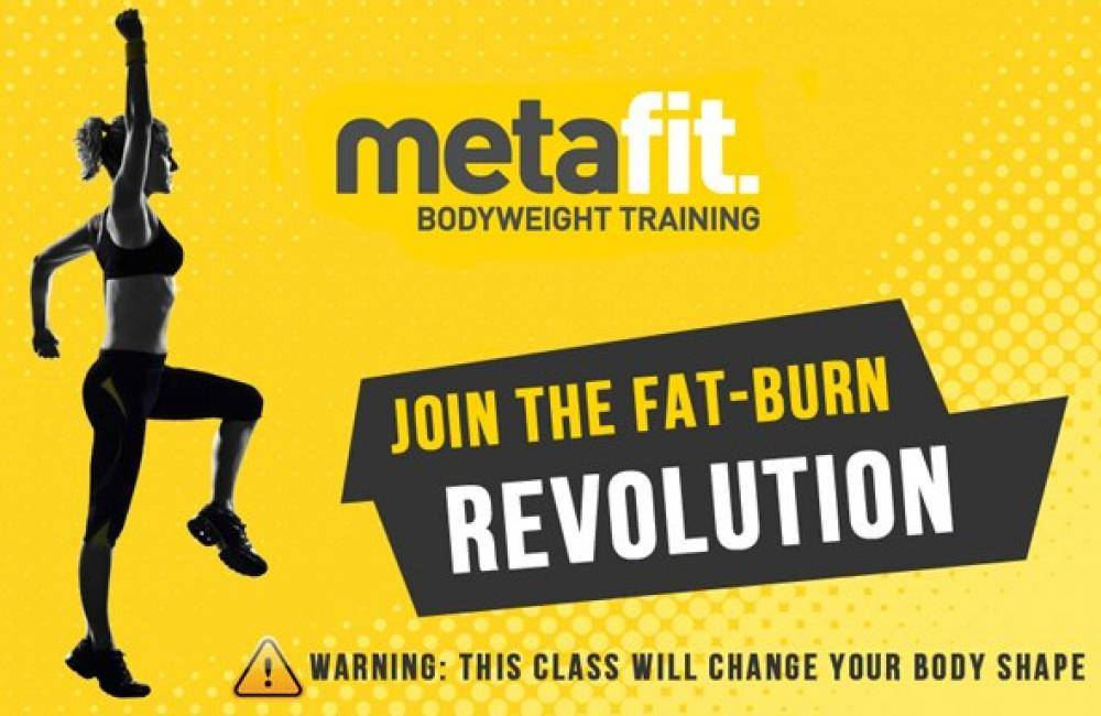 Nick Hose Fitness Metafit