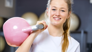 TeenFit Group Class | New in Term 1