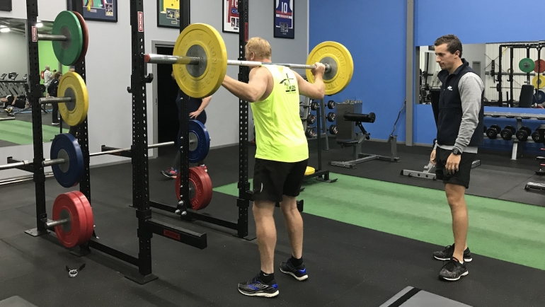 New in Term 2: Men's Resistance Circuit