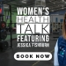 Women's Health Talk | Friday Aug 7