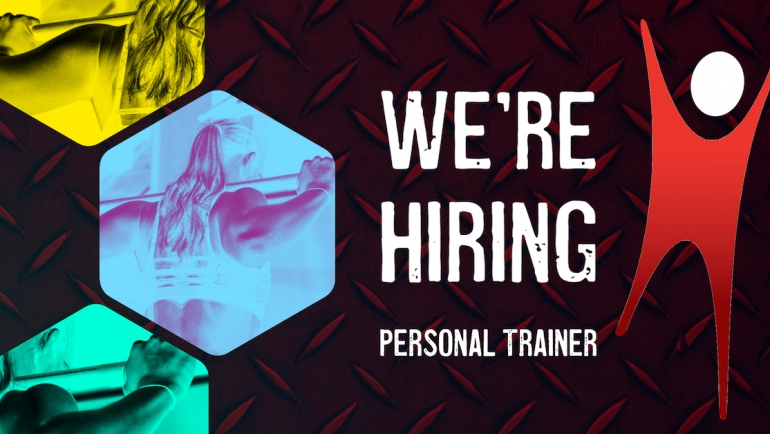Job Opportunity | Personal Trainer